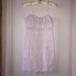 Lilly Pulitzer Daisy Patterned Dress
